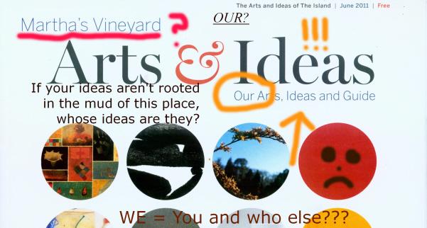arts & ideas experiment 3a