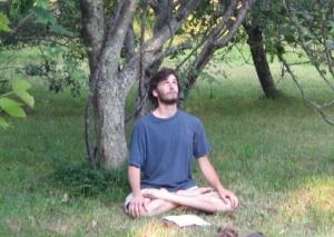 Jonah, waiting for enlightenment