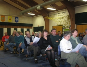West Tisbury annual town meeting