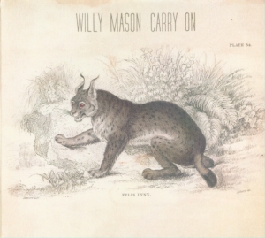 willy CD front