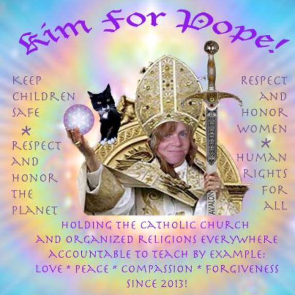pope kim