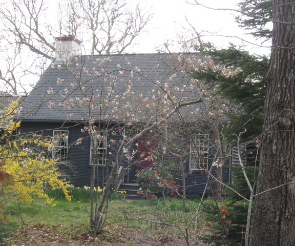 House on Pine Hill, West Tisbury
