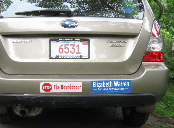 bumper stickers 2 2012