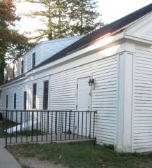 Baptist parish house, William St., Vineyard Haven
