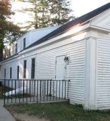 Baptist parish house, William St., Vineyard Haven