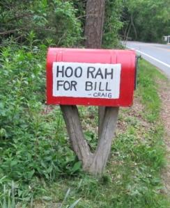 hoo rah mailbox