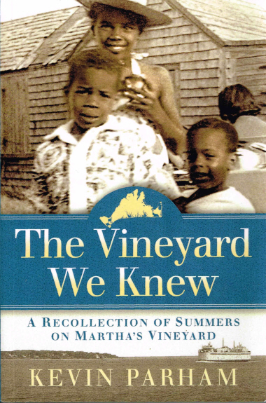 That's author Kevin Parham at bottom right of the photo, with his cousins Charlene and Vincent Guess.