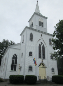 The First Parish, Unitarian Universalist, in Canton, Mass.