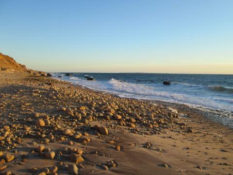 Moshup's Beach