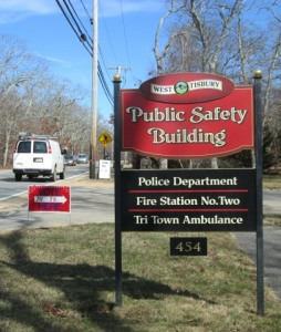 public safety sign