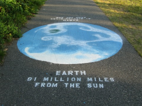 earth miles