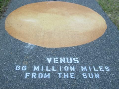 venus miles