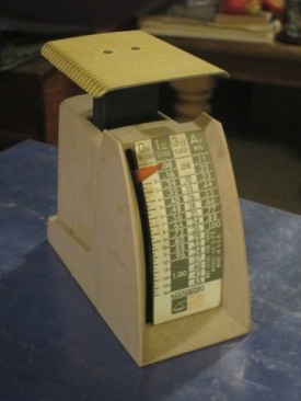 postage scale