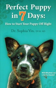 "Book cover: ""Perfect Puppy in 7 Days"""